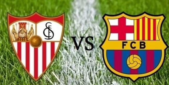 موعد مباراة برشلونة وإشبيلية في نهائي ملك إسبانيا 2018