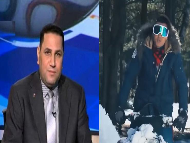 رامز جلال يتطاول على عبدالناصر زيدان والآخر يسب رامز بلفظ خارج