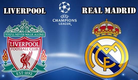 ريال مدريد ضد ليفربول في مواجهة نهائي دوري أبطال أوروبا