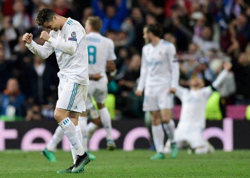 ريال مدريد يتأهل لنهائي دوري أبطال أوروبا للمرة الثالثة على التوالي