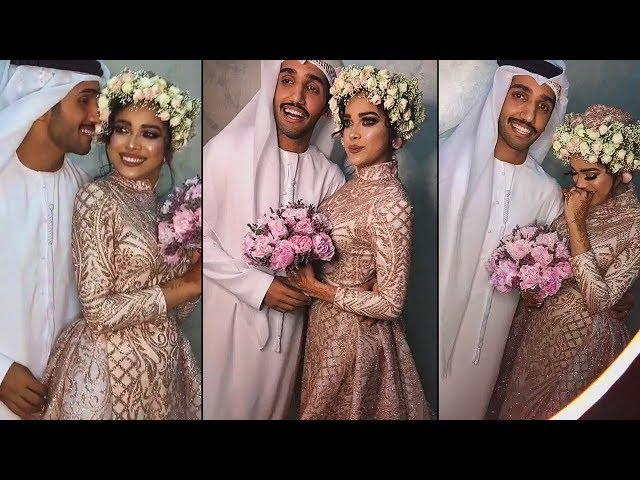 لماذا زواج مشاعل الشحي وأحمد حسين أغضب الكثيرين