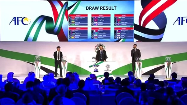 موعد قرعة كأس آسيا 2019 اليوم والمنتخبات المشاركة