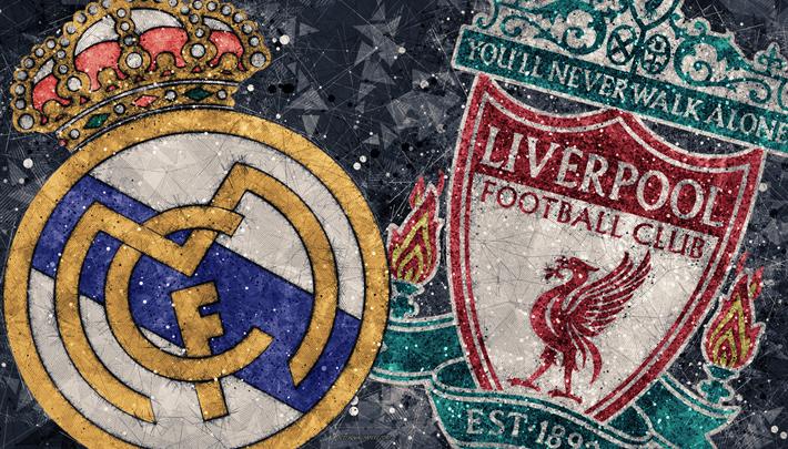 بالارقام: تعرف على تاريخ مواجهات ريال مدريد وليفربول
