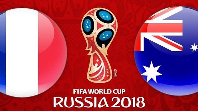 القنوات المجانية الناقلة لمباراة فرنسا وأستراليا اليوم السبت فى مونديال روسيا 2018