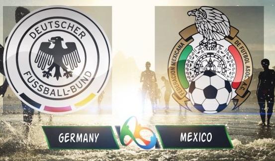 القنوات المفتوحة الناقلة لمباراة ألمانيا والمكسيك اليوم الأحد فى كأس العالم روسيا 2018