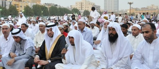 توقيت صلاة عيد الفطر للعام 2018 – 1439 في السعودية ومصر وبعض الدول العربية