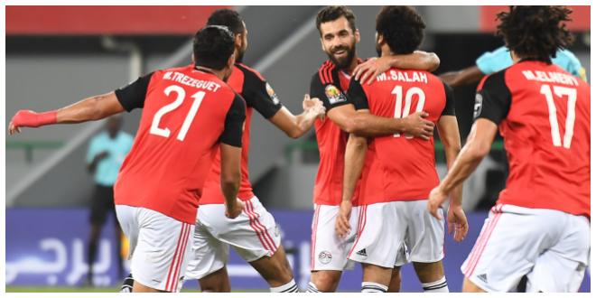 رسميًا: قائمة منتخب مصر النهائية المشاركة في بطولة كأس العالم روسيا 2018