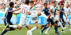 رغم الخسارة منتخب اليابان يتأهل لدور الـ16