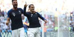 فرنسا تهزم الأرجنتين وتتأهل لربع نهائي كأس العالم