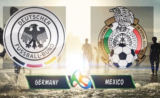 ميعاد ماتش ألمانيا والمكسيك يوم الأحد في مونديال روسيا 2018