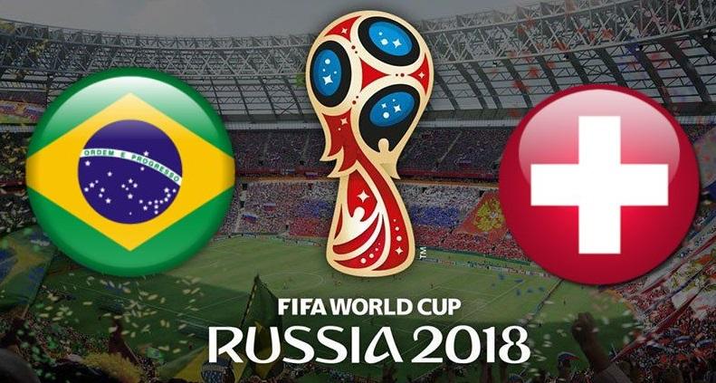 القنوات المفتوحة الناقلة لـ مباراة البرازيل وسويسرا اليوم الأحد في كأس العالم روسيا 2018