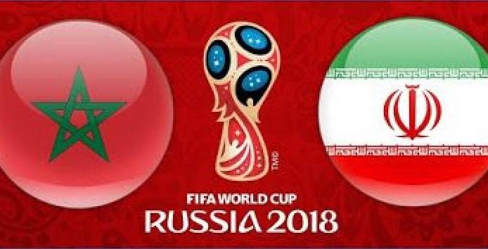 القنوات المفتوحة الناقلة لمباراة المغرب وإيران اليوم الجمعة فى كأس العالم روسيا 2018