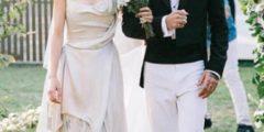 بالصور: حفل زفاف الفنانة التركية أويكو كاريال وفستان زفافها يثير الجدل