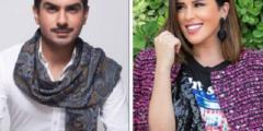 خالد الشاعر يتزوج نور الشيخ ابنة الفنان البحريني خالد الشيخ