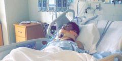 زوجة ماجد المزيني تروي تفاصيل الاعتداء عليه ودخوله في غيبوبة