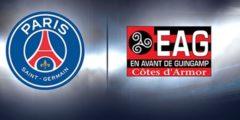 تردد القنوات المفتوحة الناقلة لمباراة باريس سان جيرمان ضد جانجون في الدوري الفرنسي