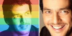 خالد أبو النجا يظهر عارياً تماماً .. وهذا ما قاله عن الشذوذ والمثليين