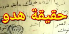 كشف ملابسات قضية هدو… هدو كاتبة سعودية مشهورة!