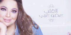 كلمات أغنية القلب عضو غبي للفنانة سهر أبو شروف مكتوبة