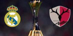 أحداث الشوط الأول من مباراة ريال مدريد وكاشيما في نصف نهائي كأس العالم للأندية 2018