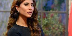 ليلى عبدالله تجري عملية تجميل جديدة في وجهها