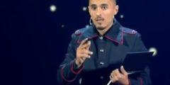 المتسابق السعودي عبد الله العيادة يقرأ أفكار حكام عرب غوت تالنت ويصدم الجميع بما كشفه على الهواء
