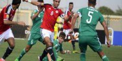 موعد مباراة مصر ضد نيجيريا والقنوات الناقلة
