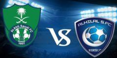 الأهلي ضد الهلال في مواجهة المنافسة والصعود لقمة الدوري السعودي للمحترفين