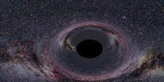 الثقب الأسود بالصوت والصورة لأول مرة في التاريخ