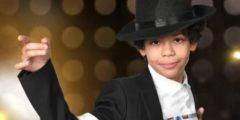 الطفل ياسين الحبوبي يجسد تطور مايكل جاكسون بلوحة راقصة في عرب غوت تالنت Arabs Got Talent