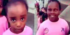 بالفيديو.. عنصرية السناب الأمني في حق طفلتين من أبناء الشهداء