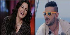 سما المصري ورامز جلال في فيديو مسرب جديد يثير الجدل