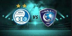 موعد مباراة الهلال واستقلال طهران والقنوات الناقلة ضمن بطولة دوري أبطال آسيا