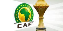 نتيجة قرعة كأس أمم افريقيا مصر 2019