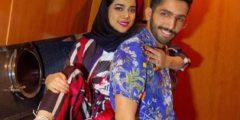 انتقادات حادة على مشاعل الشحي بسبب صورة لها مع زوجها