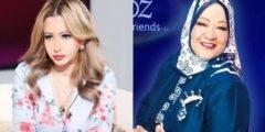 فوزية الدريع تسخر من مي العيدان بعد خضوعها لعملية تجميل في إيران