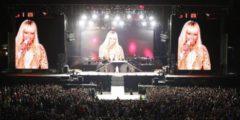 حفل Nicki Minaj نيكي ميناج في السعودية يثير الجدل
