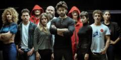 موعد الموسم الثالث من La casa de papel وإنضمام ممثلة أردنية للعمل