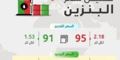 أرامكو السعودية تخفض اسعار البنزين في المملكة