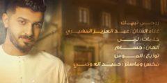 كلمات أغنية روحي تبيك عبد العزيز المهيري مكتوبة وكاملة