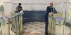 حقيقة فيديو اسرائيلي في أحد المراكز التجارية بالكويت