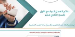 الآن رابط الاستعلام عن نتائج الثانوية العامة في الكويت 2020 الفصل الدراسي الأول