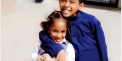 أخو أخته.. شاهد قصة الطفل السعودي اليتيم زايد مع شقيقته ليان