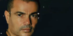كلمات أغنية قلبي متعلق عمرو دياب مكتوبة وكاملة