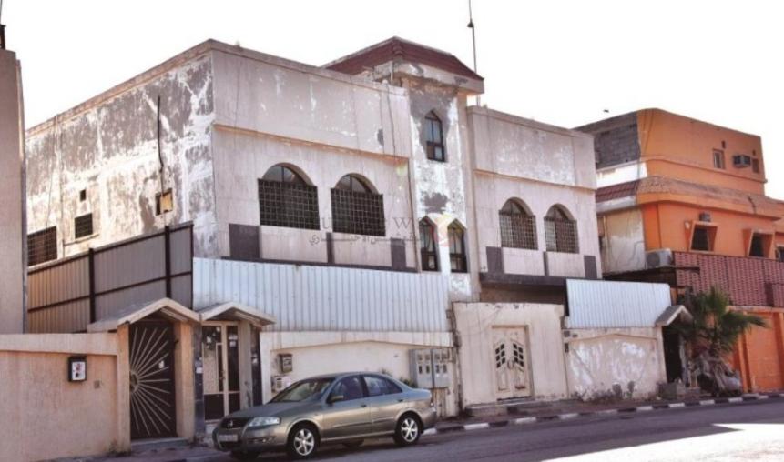 منزل خاطفة الاطفال مرايم في الدمام