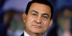 وفاة الرئيس المصري محمد حسني مبارك قبل قليل