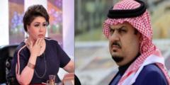 """الأمير عبدالرحمن بن مساعد يقصف جبهة فجر السعيد: """"ما بقى إلا تقولين علقّنا العمرة قبلكم"""""""