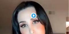 بالفيديو هند القحطاني تنخرط في البكاء والسبب والدتها