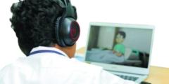 حقيقة توزيع أجهزة إلكترونية على الطلاب للتعليم عن بعد
