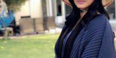 """ريم عبدالله تظهر بـ """"الحناء"""" على شعرها وتقلد دلع مشهورات سناب شات !"""